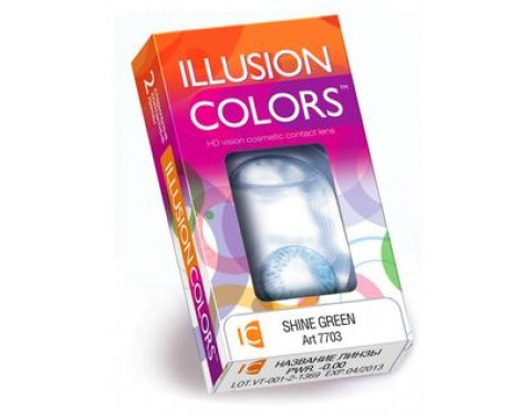 ILLUSION COLORS RIO 2pk