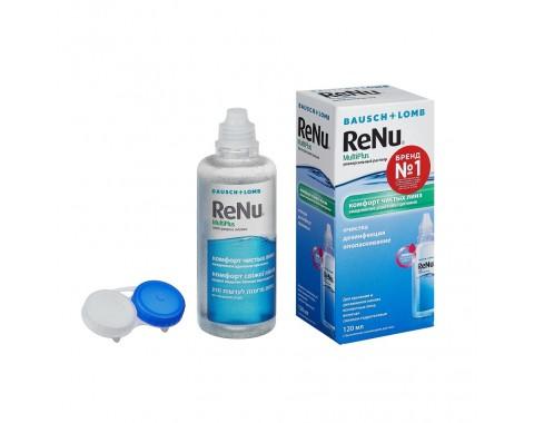 Раствор ReNu MultiPlus 120 мл
