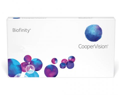 BIOFINITY 1 линза
