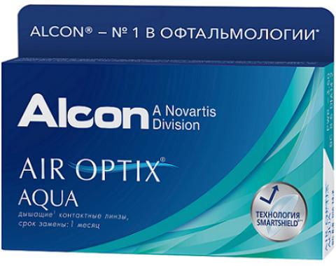 AIR OPTIX AQUA 1 линза