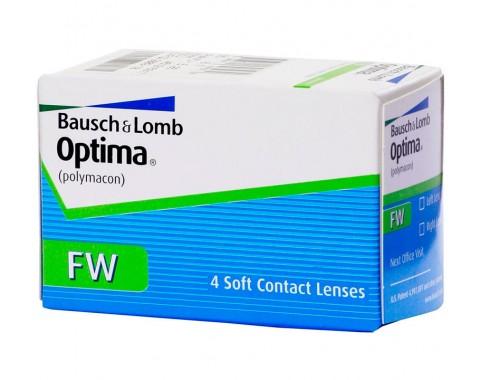 Контактные линзы OPTIMA FW 1 линза