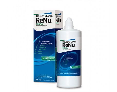 Раствор ReNu MultiPlus 240 мл