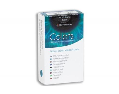 Офтальмикс COLORS 2pk