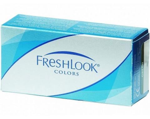 Цветные контактные линзы FRESHLOOK COLORS 1 линза