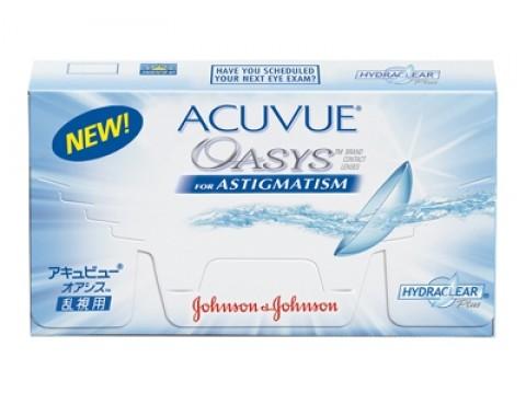 Контактные линзы ACUVUE OASYS for Astigmatism 6 линз